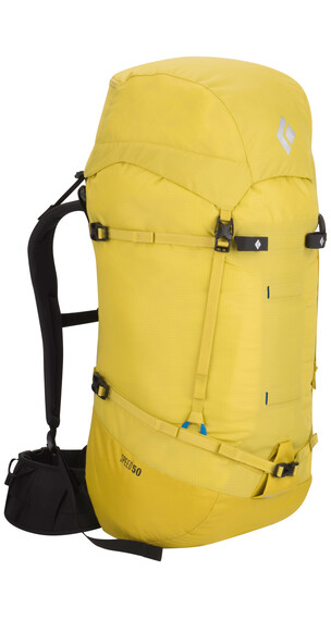 Black Diamond Speed 50 - Mochila - amarillo